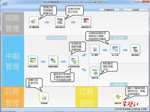 公告管理界面设计