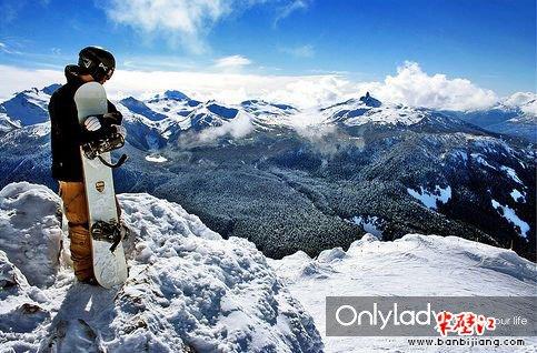 墨西哥冬天风景竖版