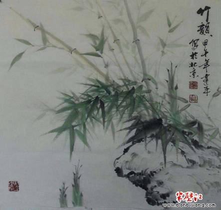 专访著名画家尚建平先生:独步国色天香中