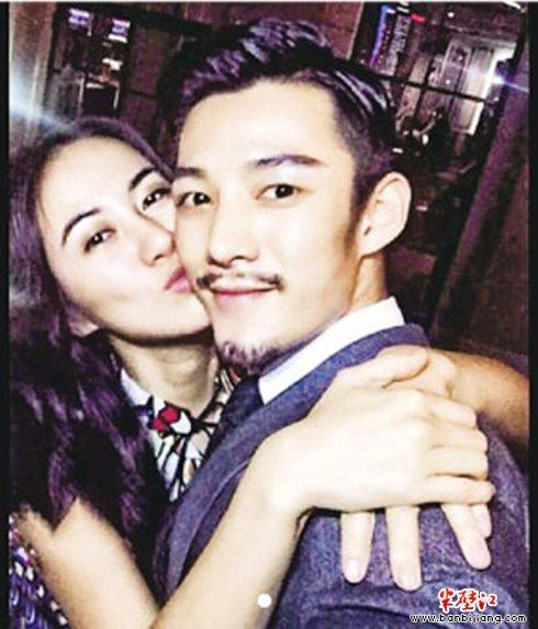 """香港女星叶璇自从公开与男友""""小默先生""""的恋情之后,多次公开谈男友,自图片"""