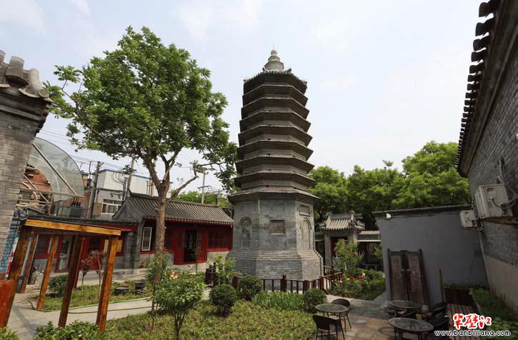 砖塔胡同:北京胡同寻根