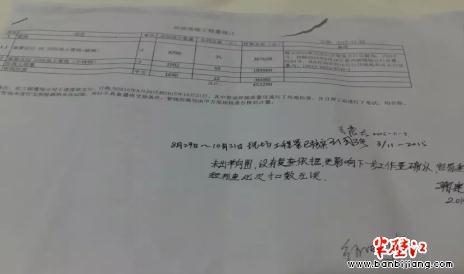 沂水:富尔德化工厂工地 农民工讨薪不成欲跳塔4