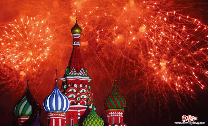 去莫斯科:赴一场艺术盛宴