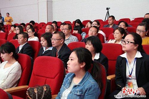 绵阳市中职学校心理健康教育活动竞赛在北川七一职中举行
