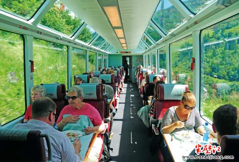 欧洲铁路:奢华享受的旅行方式