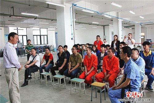 绵阳市中职学校汽修专业教师技能大赛在北川七一职中举行