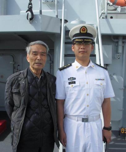 魂系梦牵的海军情怀