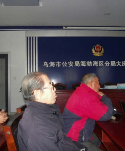 """林荫街道关工委与大庆路派出所联手""""四防"""""""