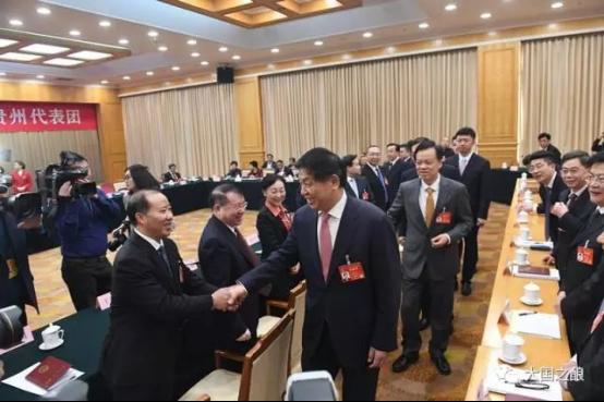 茅台聚焦│袁仁国出席十二届全国人大五次会议