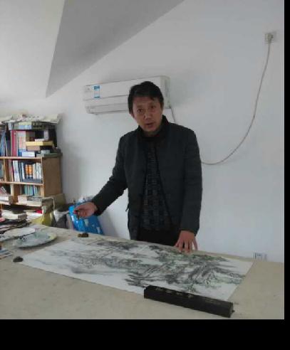 凉之以风神,温之以妍润――专访安徽省定远县书画家穆守松先生