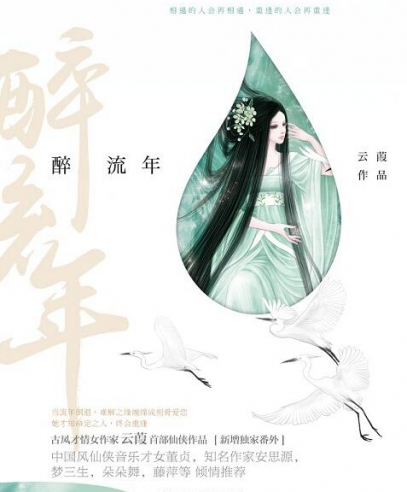 醉流年:古韵柔情的仙侠经典