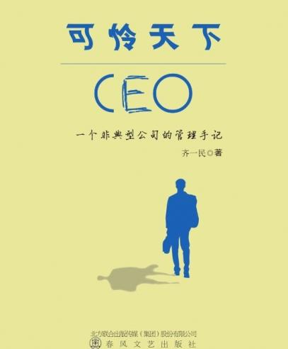 齐一民:《可怜天下CEO》