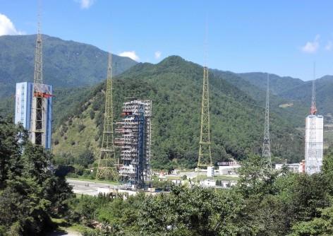 川滇游记(二)――远眺西昌卫星发射中心